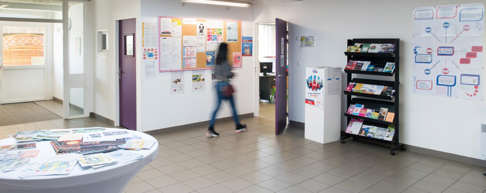 Bureau d'information jeunesse de Villefontaine