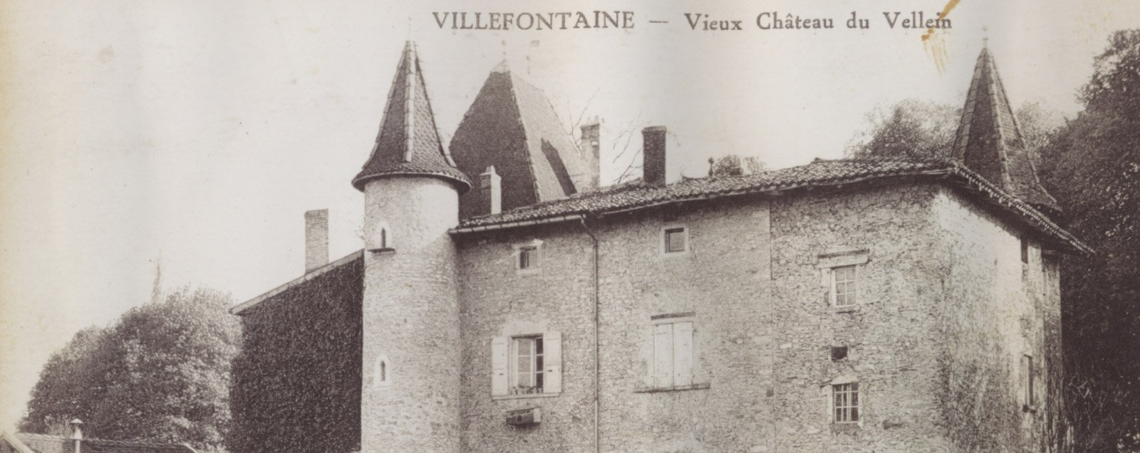 Chateau du Vellein, Villefontaine