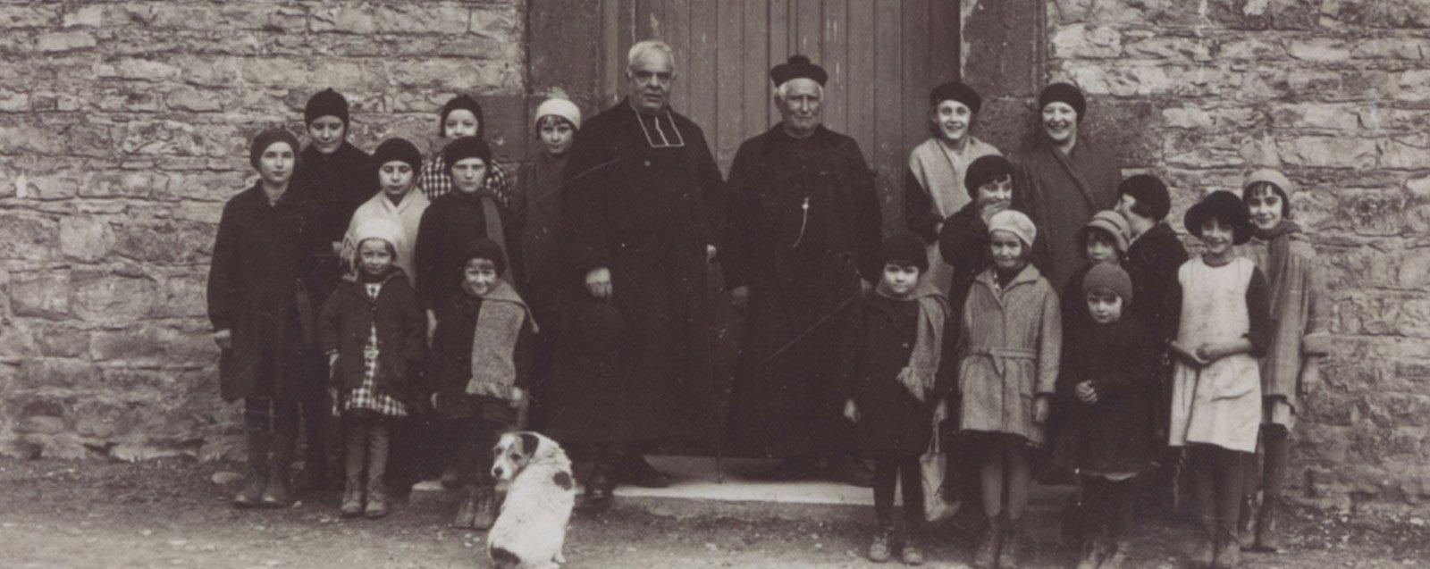 Histoire de Villefontaine, l'église