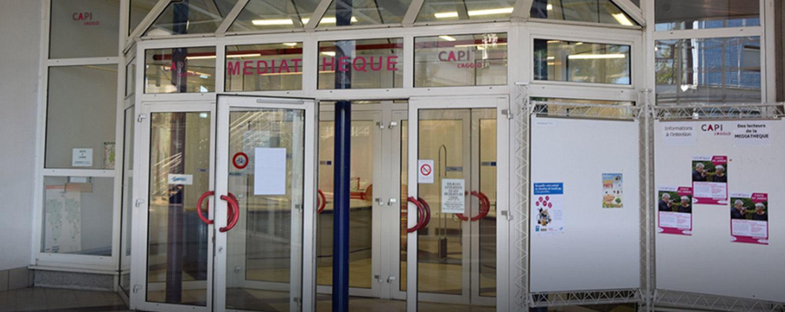 Médiathèque CAPI Villefontaine