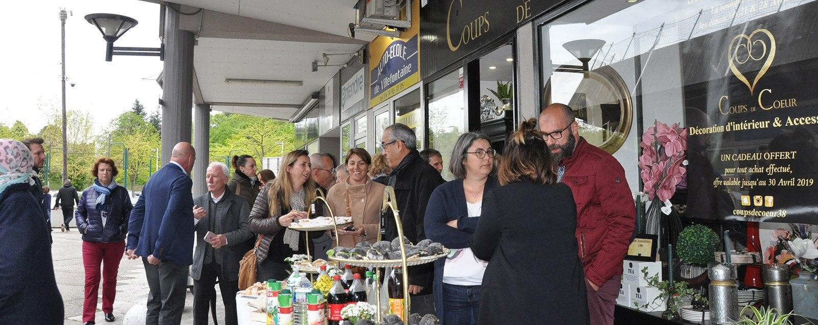 Boutique à l'essai Isère Villefontaine