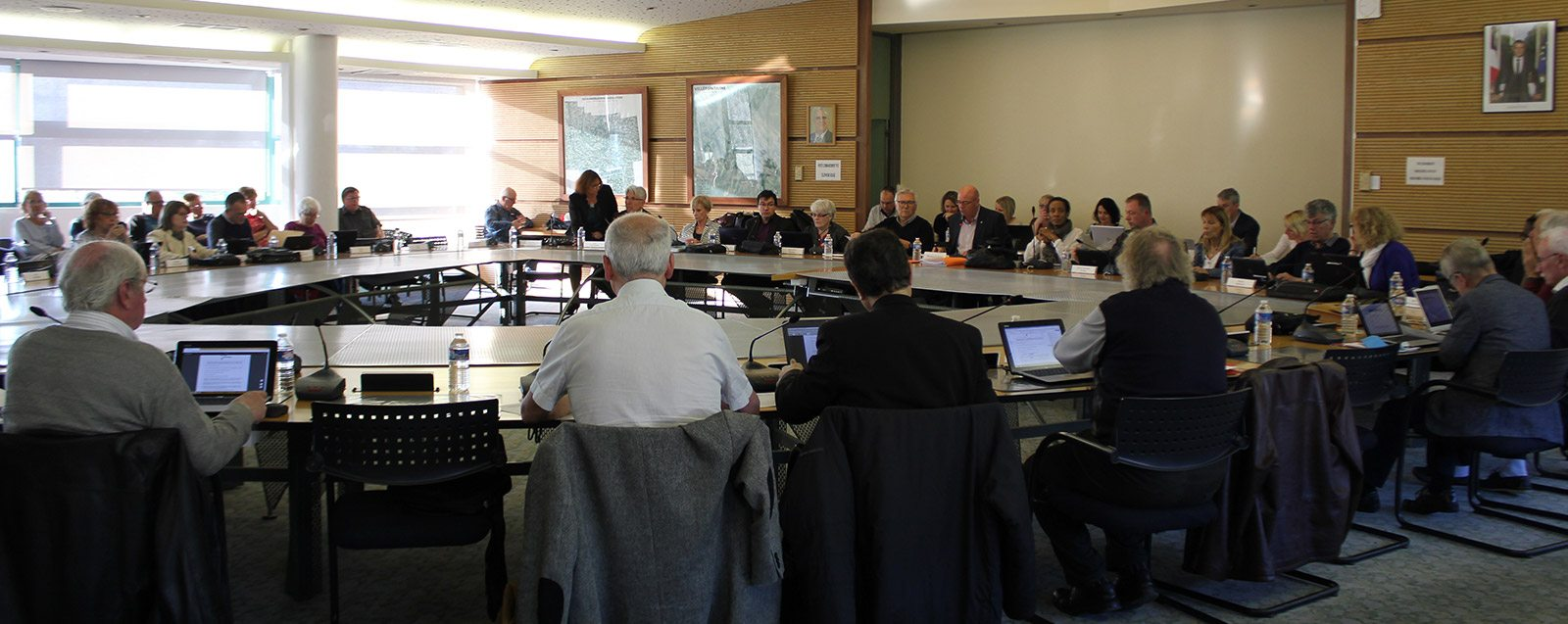 Conseil Municipal Villefontaine