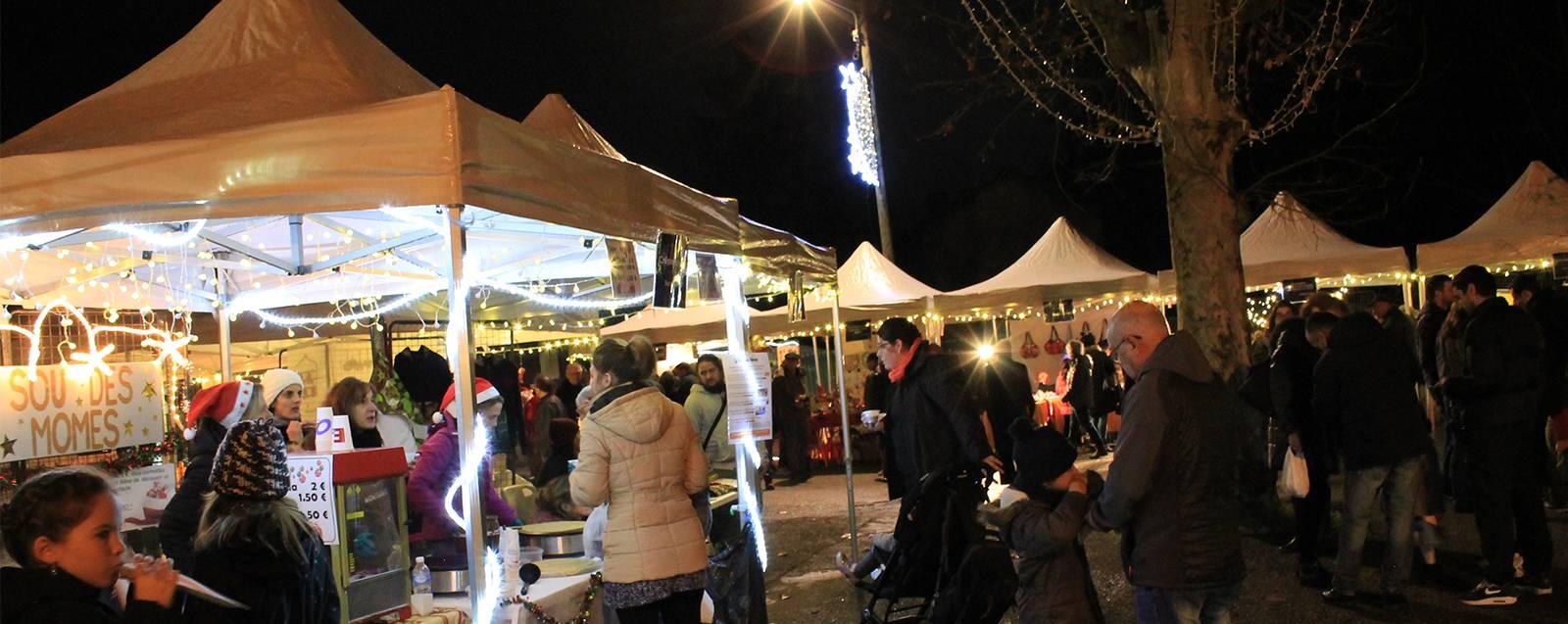 Marchés de Noël centre-ville