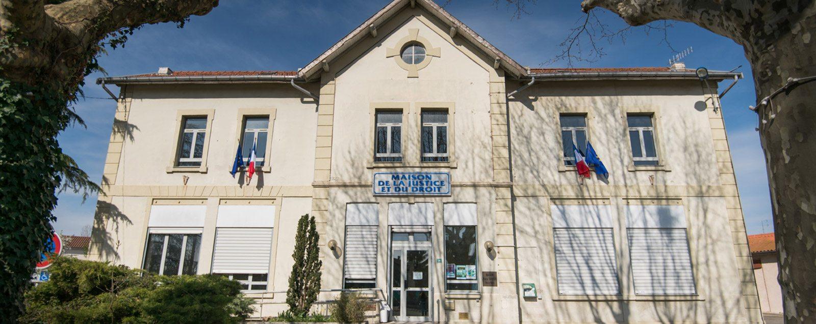 Maison de la Justice et du Droit de Villefontaine