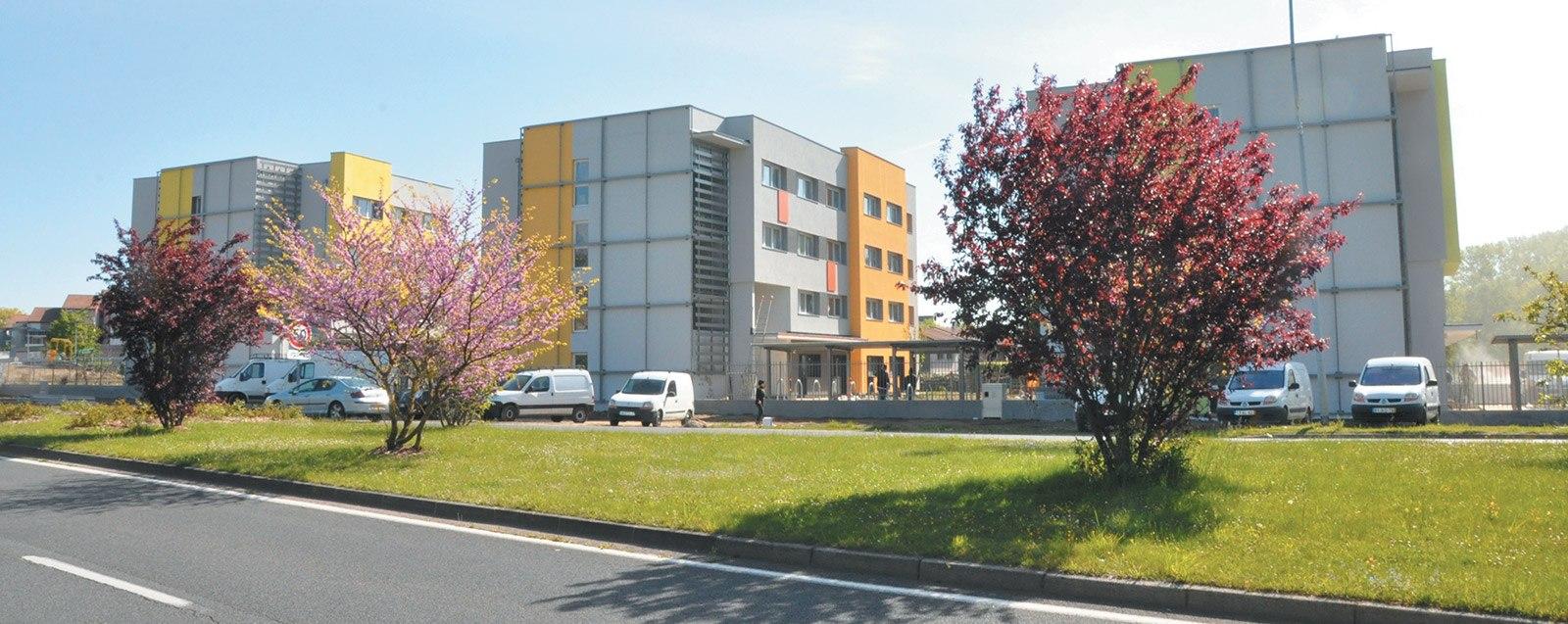 Villefontaine – La résidence étudiante - Semcoda
