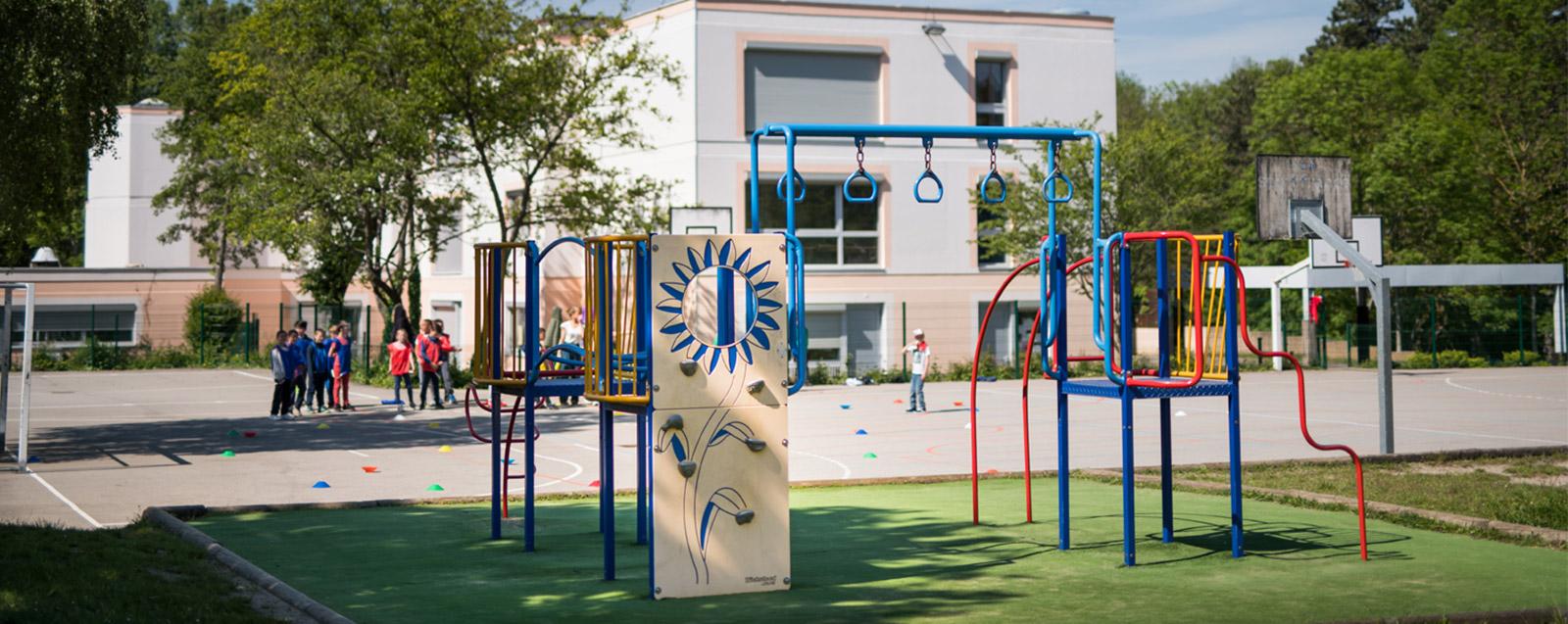 Ecole du Mas de la Raz (GS8) - © Mairie de Villefontaine