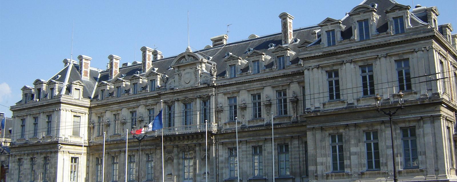Préfecture de Grenoble