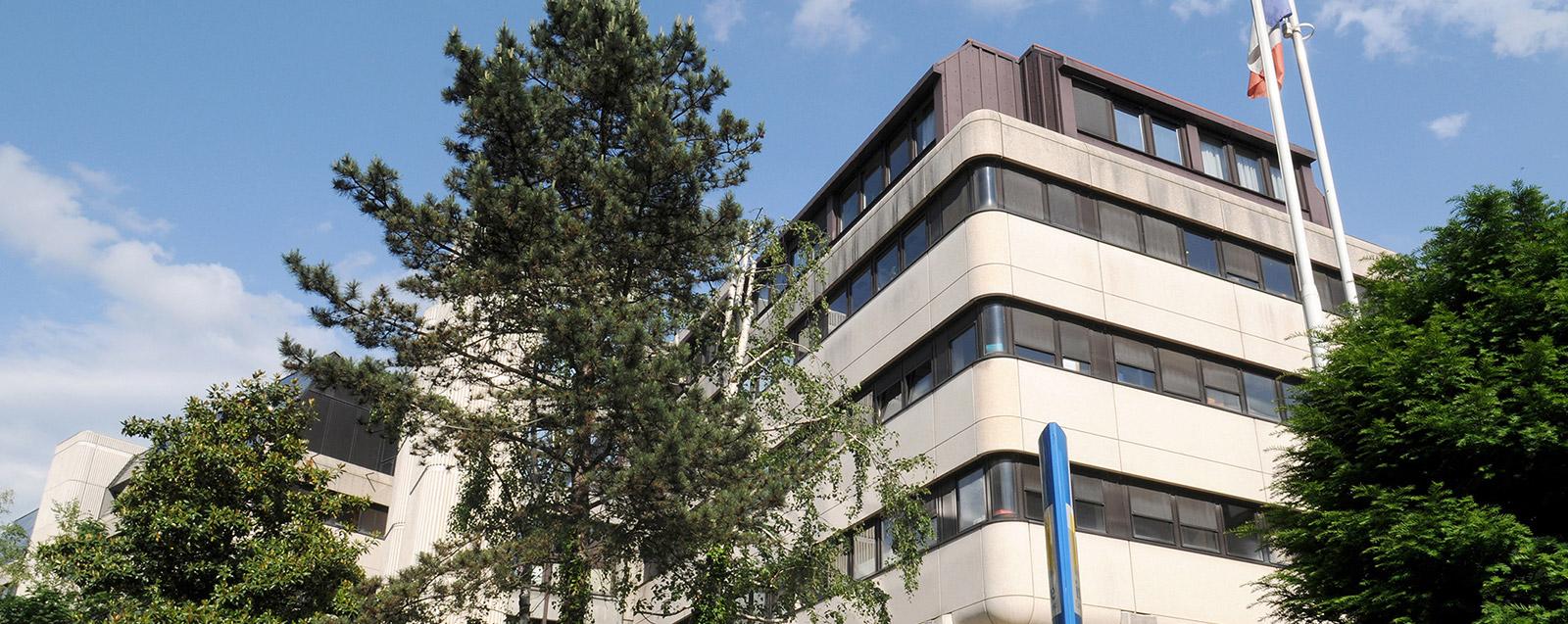 Hôtel du Département de l'Isère, à Grenoble
