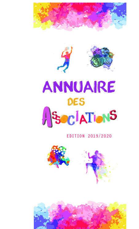 Annuaire des associations 2019-2020