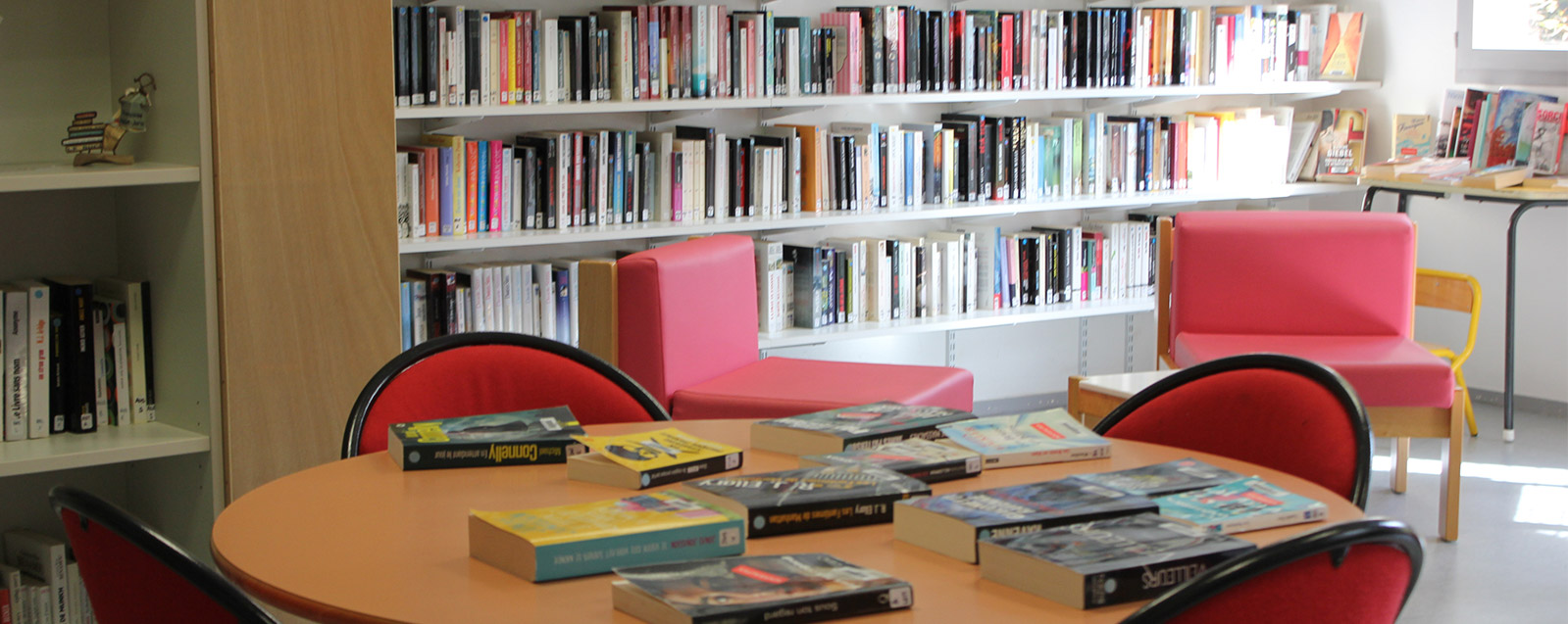 Bibliothèque des Fougères