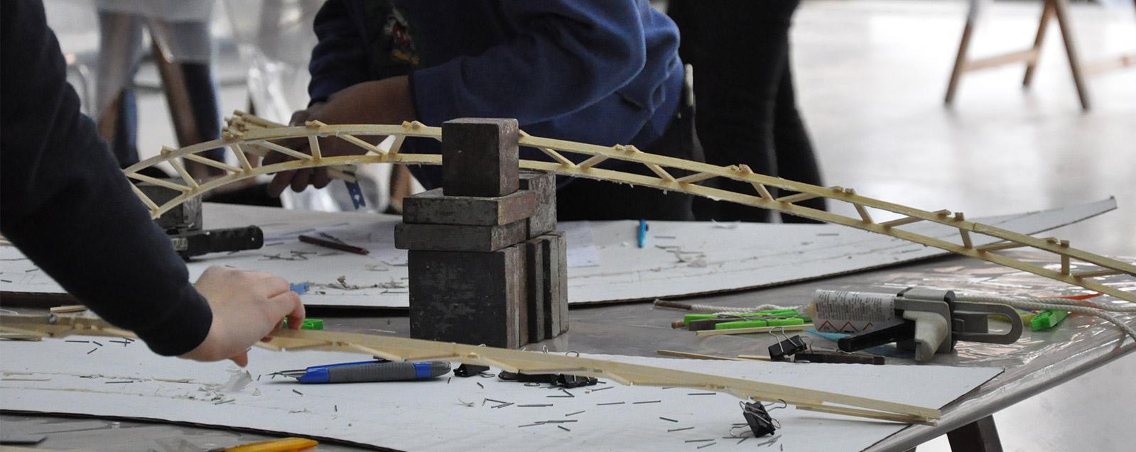 Réalisation d'un projet aux Grands ateliers