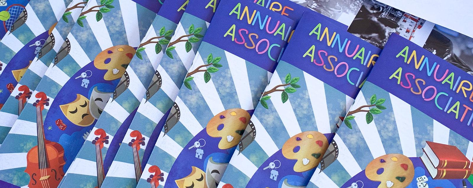 Annuaire des associations 2020 - © Mairie de Villefontaine