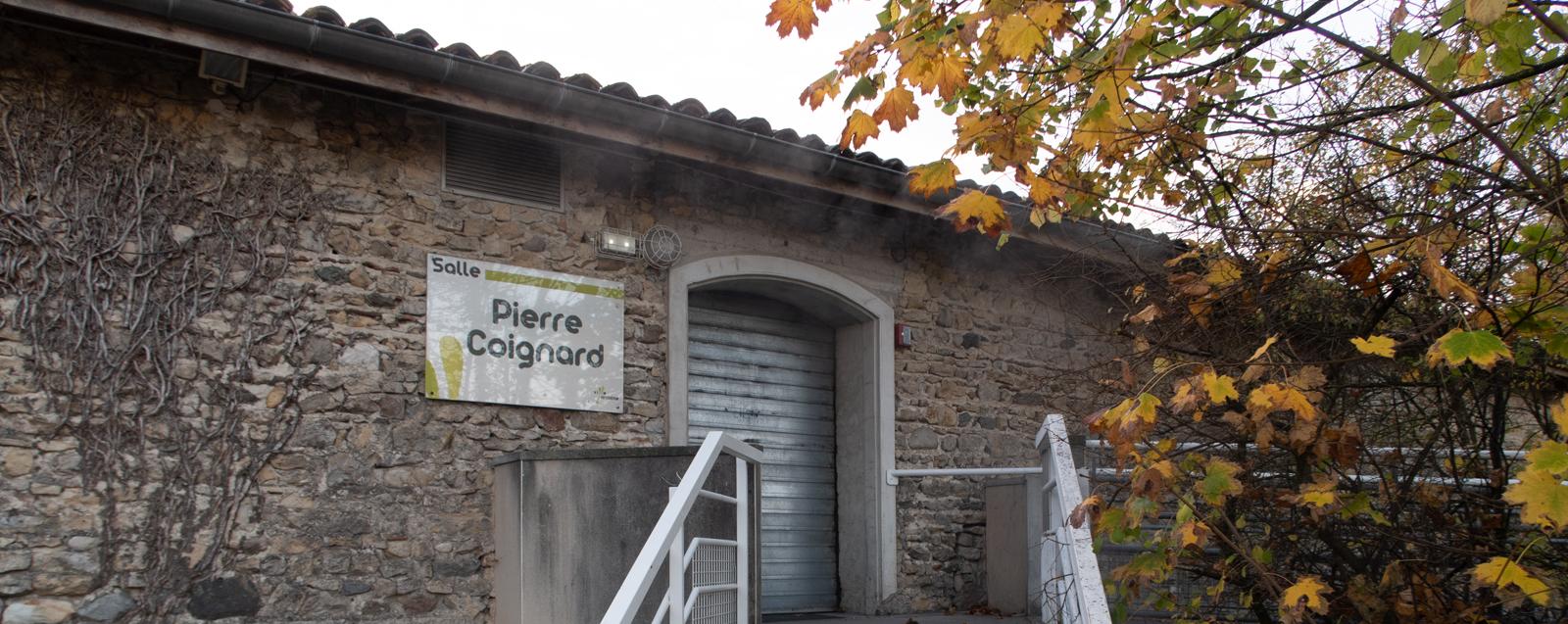 Salle Coignard  ©Mairie de Villefontaine