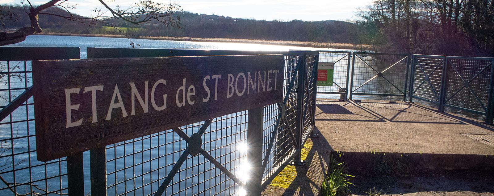 Étang de Saint-Bonnet